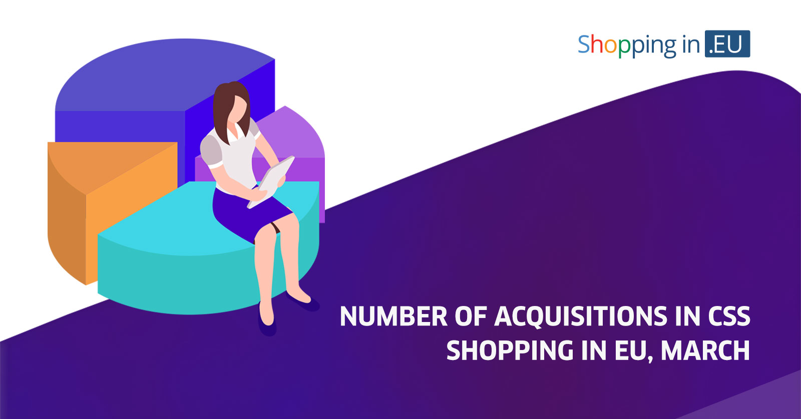 number of acquisitions in shopping in eu